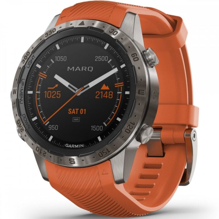 Часовник Garmin MARQ® Adventurer Performance Edition