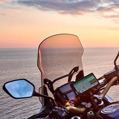 Мотоциклетна навигация Garmin zūmo XT