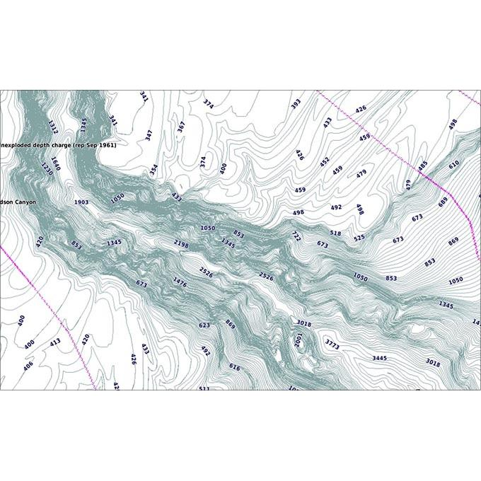 Карта Garmin BlueChart g3 Vision за Черно море и Азовско море