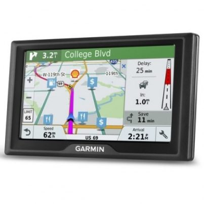 Автомобилна навигация Garmin Drive 61 LMT-S EU