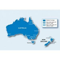 Навигационна карта Garmin City Navigator Австралия и Нова Зеландия NT