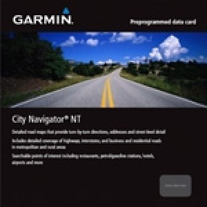 Навигационна карта Garmin City Navigator® Европа NTU