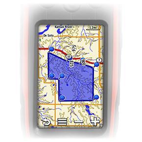 GPS за следене на кучета Garmin Alpha® 100 Bulgaria в комплект с две T5 каишки