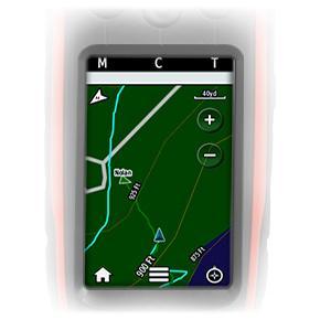 GPS за следене на кучета Garmin Alpha® 100 Bulgaria в комплект с T5