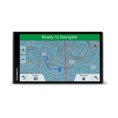 Навигация и проследяване на кучета в едно Garmin DriveTrack™ 71 LMT-S