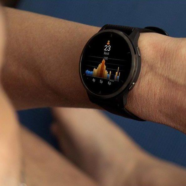 Смарт часовник GARMIN VENU 2 Slate/Black