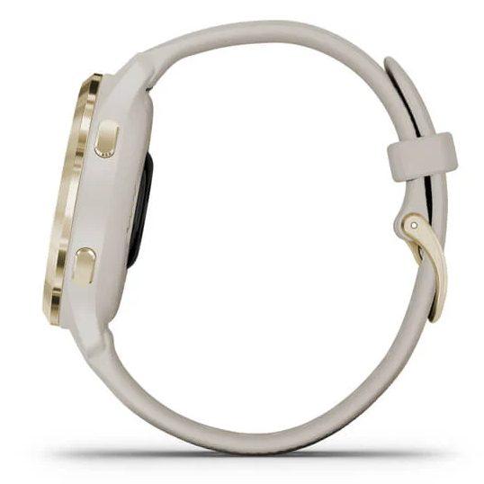 Смарт часовник GARMIN VENU 2S Light Gold/Light Sand