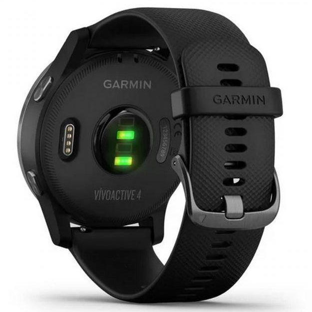 Смарт часовник GARMIN Vivoactive 4 Black/Slate