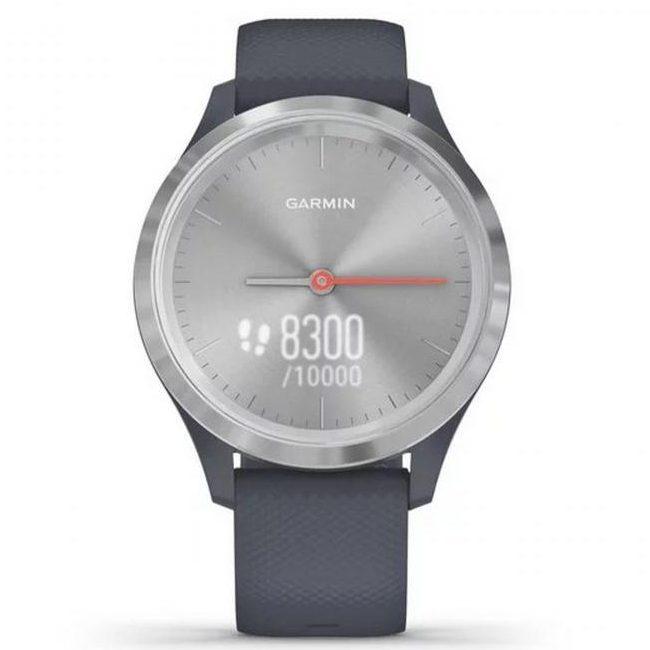 Хибриден смарт часовник GARMIN Vívomove 3S Granite Blue