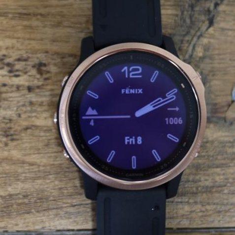 Смарт часовник GARMIN VENU Black/Gold