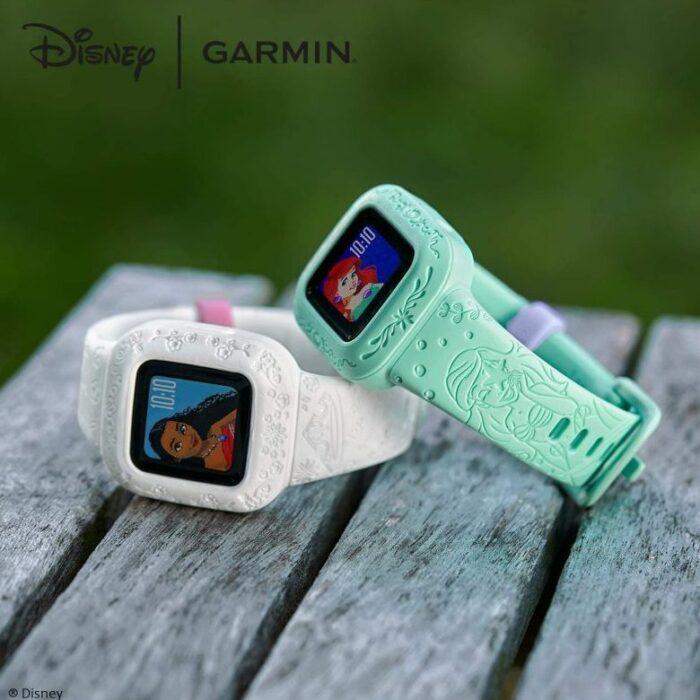 Смарт гривна GARMIN Vivоfit jr. 3 Disney, The Little Mermaid