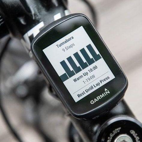 Навигация за велосипеди Garmin Edge 130 Plus