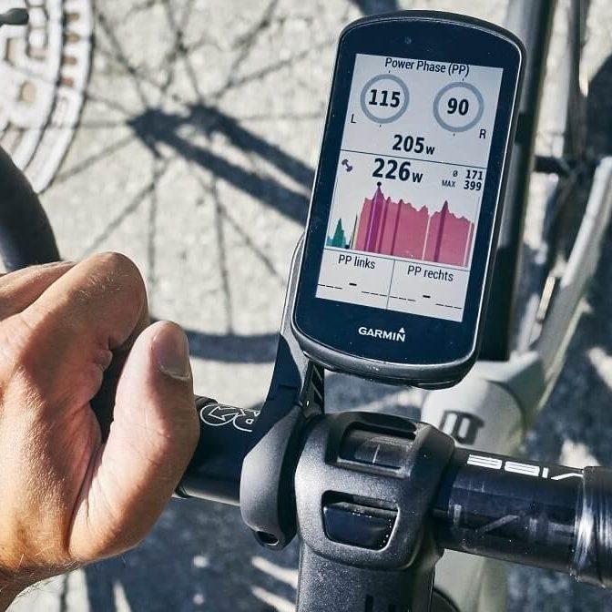 Навигация за велосипеди Garmin Edge 1030 Plus