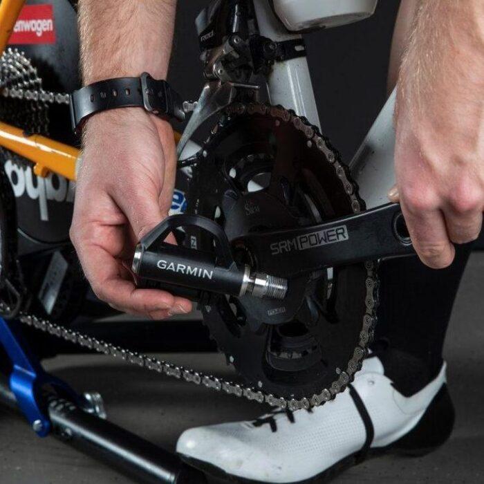 Garmin Rally RS100 (единичен сензор) педал за измерване на мощност