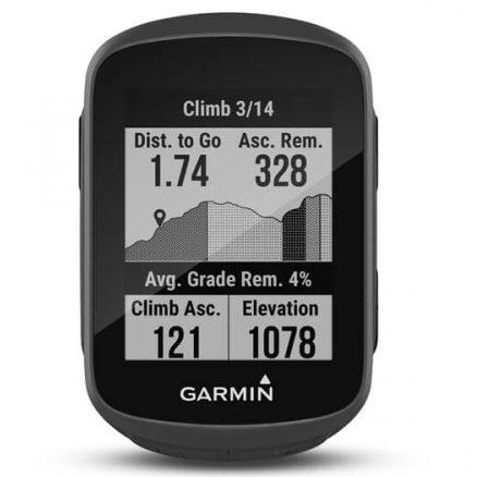 Навигация за велосипеди Garmin Edge 130 Plus MTB Bundle