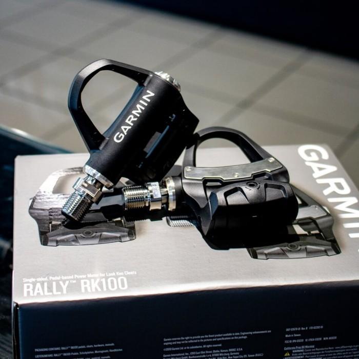 Garmin Rally RK100 (единичен сензор) педал за измерване на мощност
