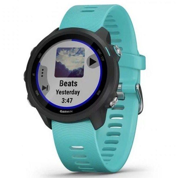 Часовник Garmin Forerunner 245 Music Aqua