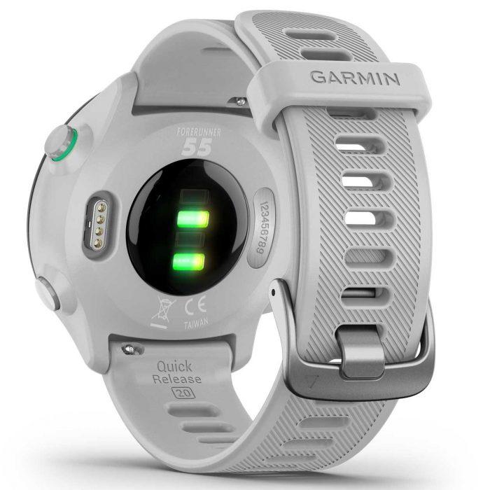 Часовник Garmin Forerunner 55 White