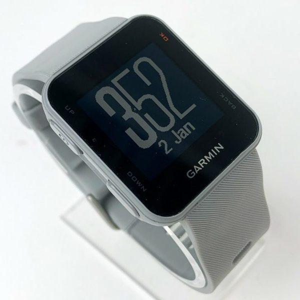 Часовник с GPS за голф GARMIN Approach S10 сив