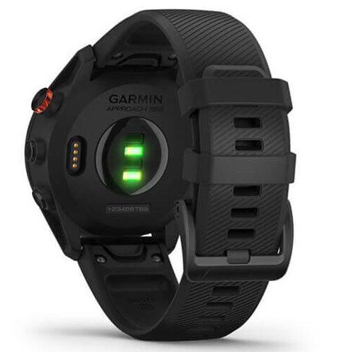 Часовник с GPS за голф GARMIN Approach S62 Bundle,Черен с CT10