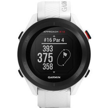 Часовник с GPS за голф GARMIN Approach S12 White