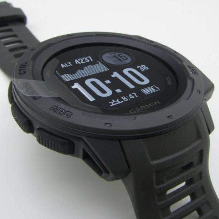 Смарт часовник Garmin Instinct Graphite