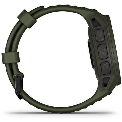 Смарт часовник Garmin Instinct Solar – Tactical, Moss