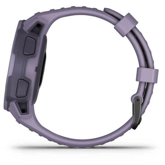 Смарт часовник Garmin – Instinct Solar, Orchid