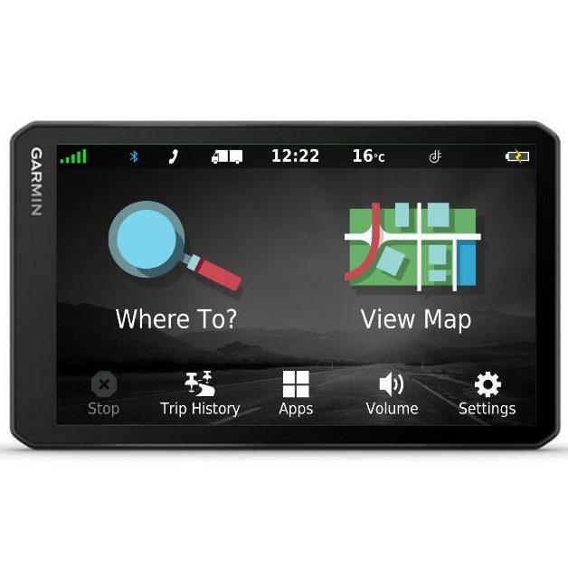 Автомобилна навигация Garmin Dēzl LGV700 MT-S с трафик само чрез смартфон