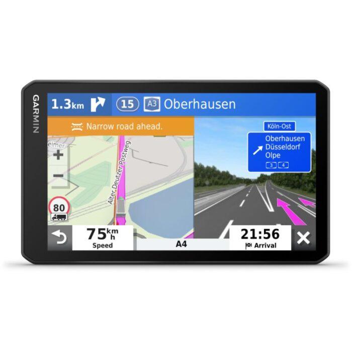 Автомобилна навигация Garmin Dēzl LGV700 MT-D с вграден трафик приемник
