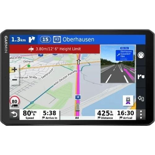 Автомобилна навигация Garmin Dēzl LGV800 MT-D с вграден трафик приемник